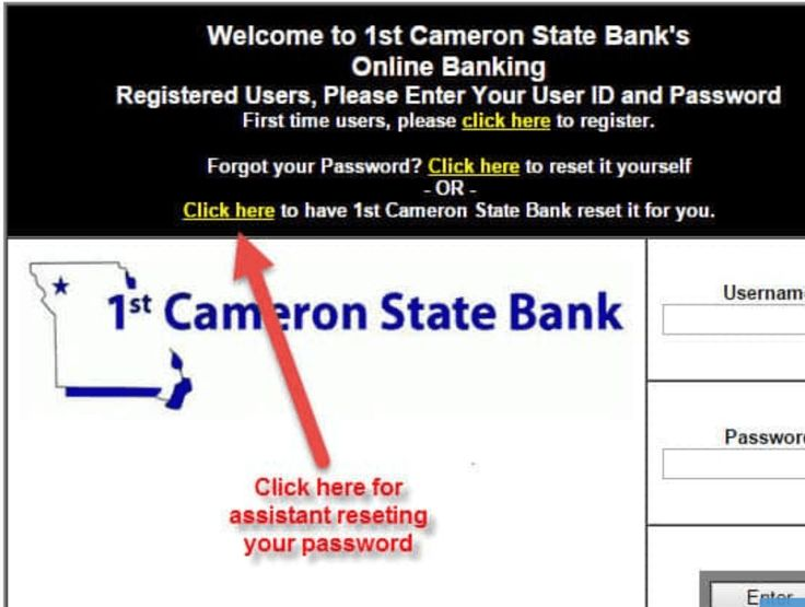 As a registered member of the bank you can make use of an