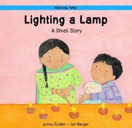Lighting a Lamp: A Divali Story (Festival Time!): Jonny Zucker,