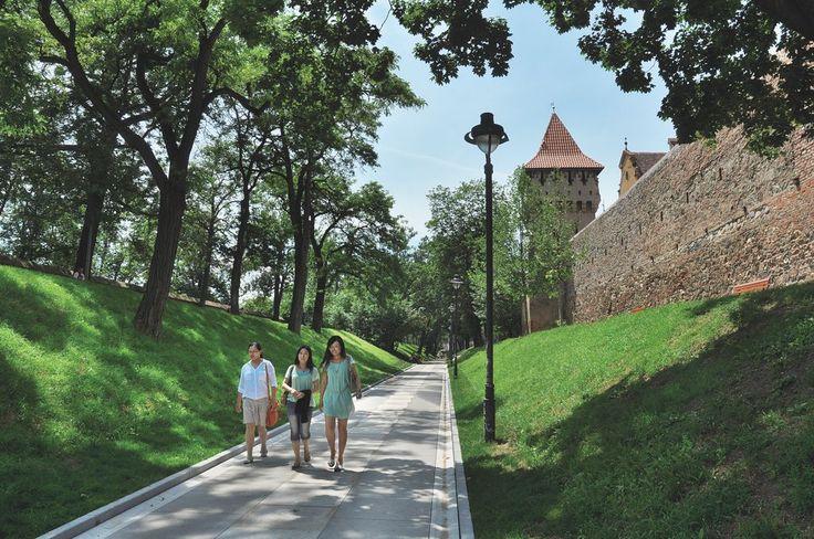 Parcul Cetatii, Sibiu