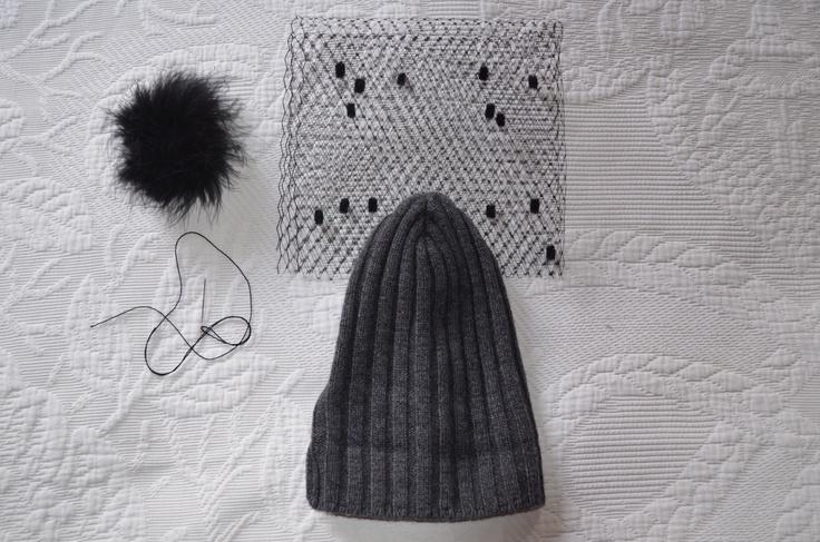 DIY cappellino con veletta