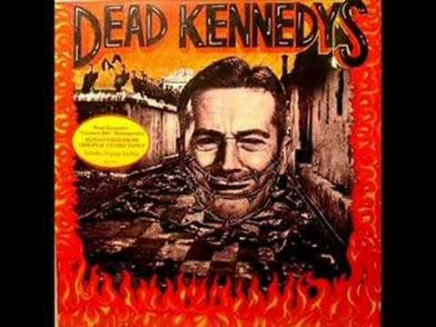 "Dead Kennedys:  ""Police Truck"".  Can't believe I listened to these guys... but it WAS the 80's."