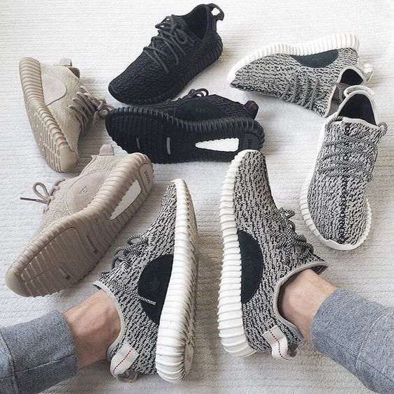 Adidas Yeezy Boost 350. Macho Moda - Blog de Moda Masculina: Adidas Yeezy Boost 350: 6 opções para Substituir o Sneaker.