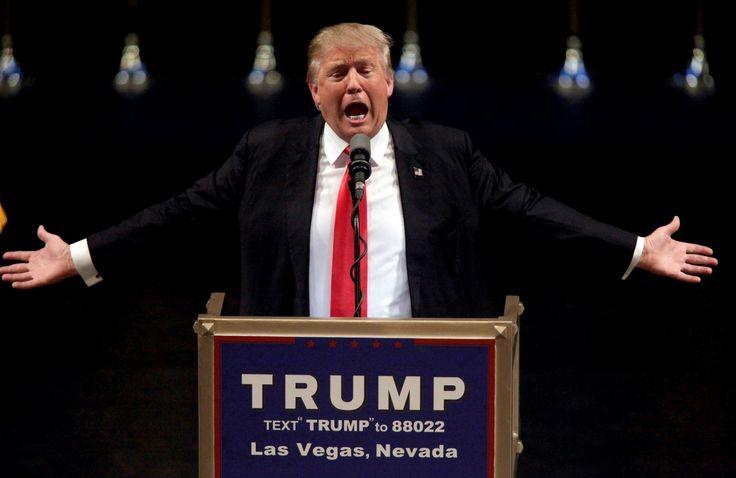 21 juin 2016 à 06h36 : Un jeune Britannique a été interpellé lors d'un meeting de Donald Trump à Las Vegas le 18 juin dernier. Il confirme avoir eu l'intention de tuer le candidat républicain.