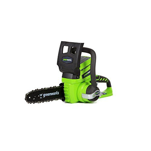 Special Offers - Cheap GreenWorks 2000102 24V 10-Inch Cordless Chainsaw Battery and Charger Not Included - In stock & Free Shipping. You can save more money! Check It (November 18 2016 at 12:18AM) >> http://chainsawusa.net/cheap-greenworks-2000102-24v-10-inch-cordless-chainsaw-battery-and-charger-not-included/