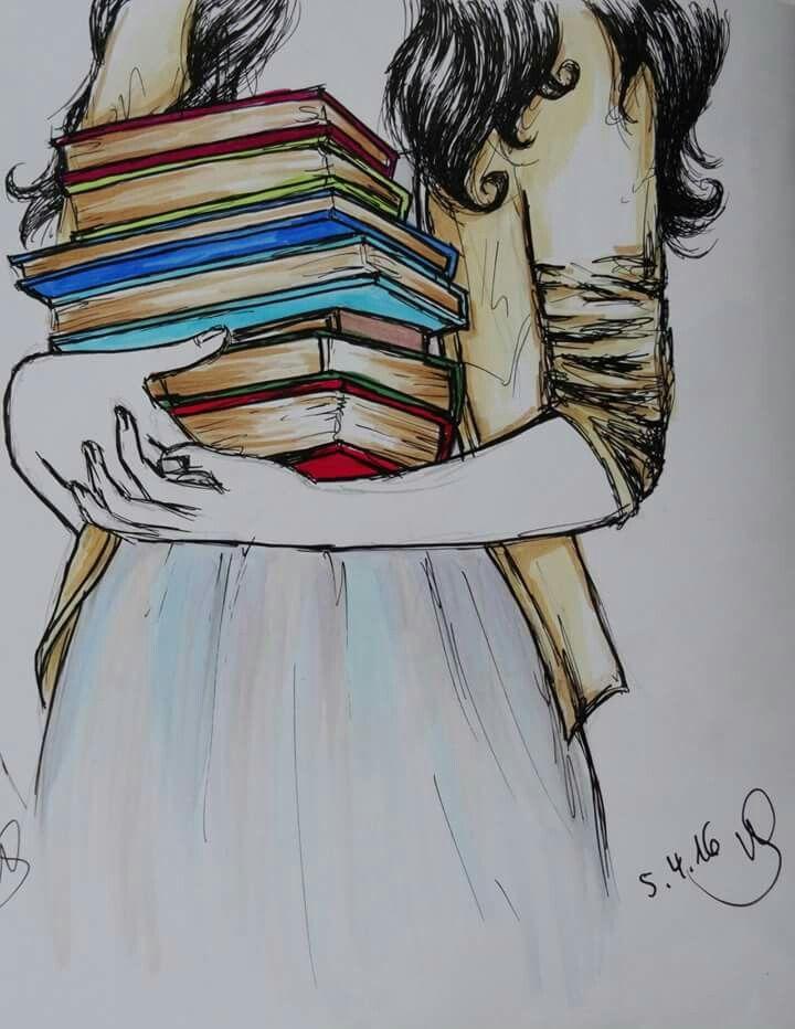 Bookworm girl