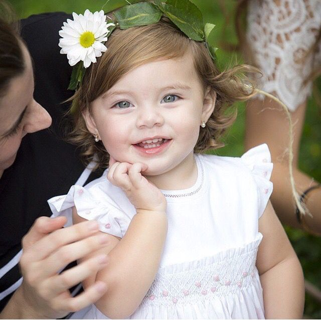 Gorgeous Little Princess Leonela Sofia Is Looking So
