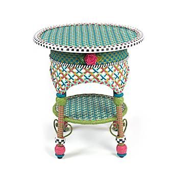 Greenhouse Outdoor End Table
