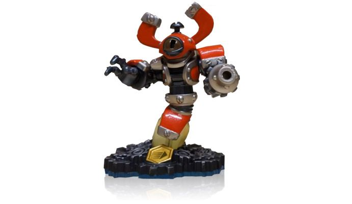 skylanders swap force magna charge | Voici neuf des Skylanders de Skylanders Swap Force
