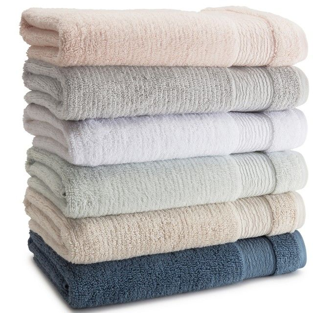 Pergamon Aegean Cotton Towel By Kassatex Towel Bath Towels