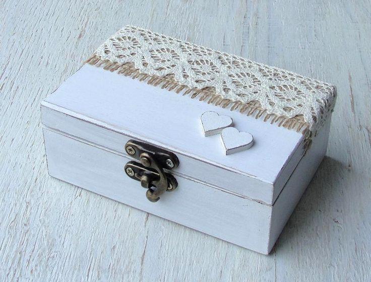anello nuziale casella cuscino per fedi ring box prodotti di bellezza anelli e scatole. Black Bedroom Furniture Sets. Home Design Ideas