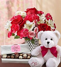 Precious Love Medley, I love this so sweet, again from 1800flowers get cash back with Clubgetcashback