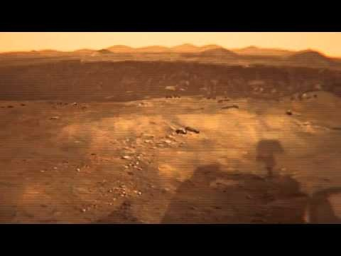 Curiosity In Angry Birds Space - Red Planet Edition   Video