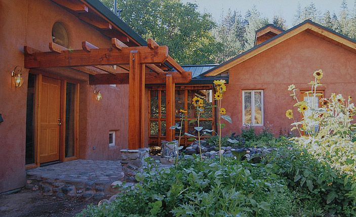 straw bale home construction construction essay The hall of conciliation there are many ways to build using straw bale walls as the major portion of the building this reduces the use of timber or steel frames and hence reduces teh cost.