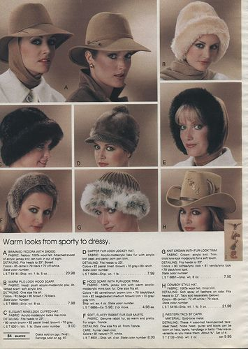 1981-xx-xx Montgomery Ward Christmas Catalog P084 | by Wishbook