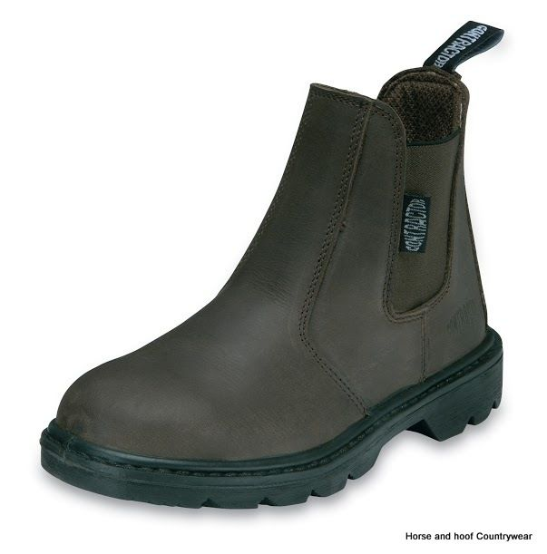 Everyman Boot A steel toe capped boot that you can wear all day Lightweight and flexible with the protection of a steel toecap and pierce resistant