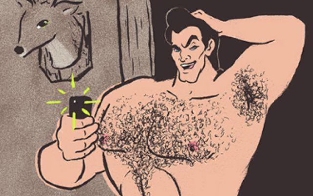 I Principi Disney come non li avete mai visti! #disney #principe #cartoons #scoop