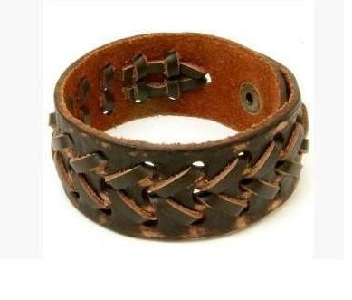leather jewelry for women | ... Men and Women - China Leather Bracelet,Personalized Leather Bracelets