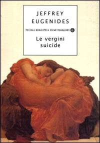 """Le vergini suicide - Jeffrey Eugenides  This is my choice for my 2015 Reading Challenge about """"A book that was originally written in a different language"""": I'm Italian and this book was originally written in english. Started the 13/08/2015 and Finished the 18/08/2015"""