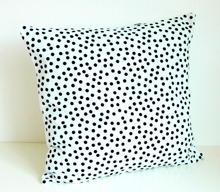 monochrome cushion