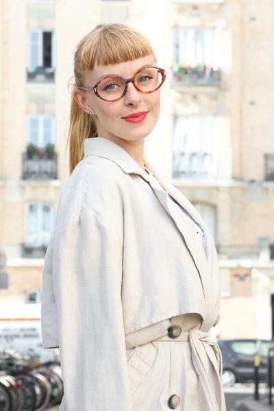 "Monture ""Jeanne"" - Lunetist - lunettes vintage"