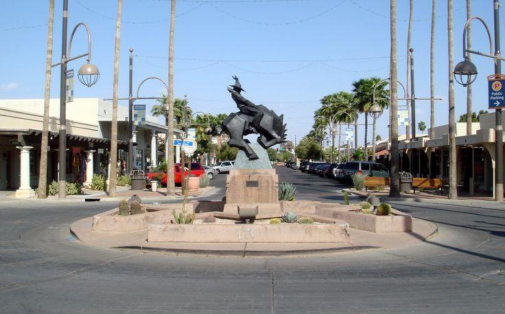 Scottsdale, Arizona - Wikipedia, the free encyclopedia