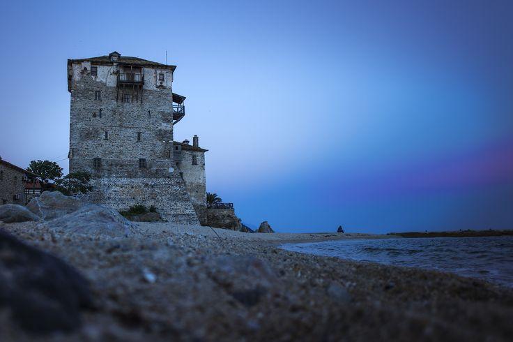 #ouranopoli #mount Athos #grecia #gurusays #vsco #insta #natgeo #tramonto #sun