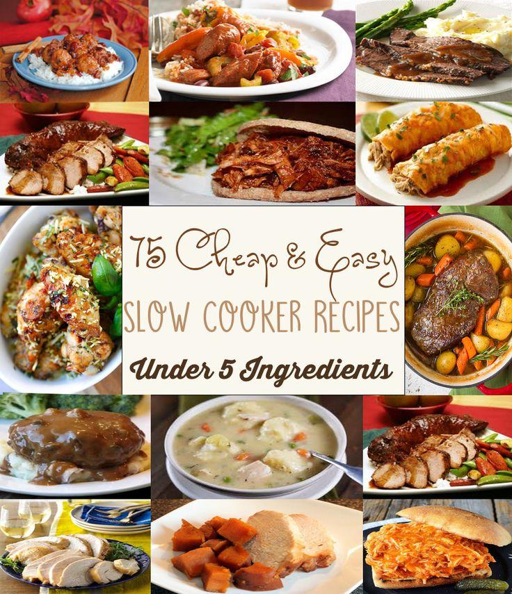 570 Best Crock Pot/freezer Images On Pinterest
