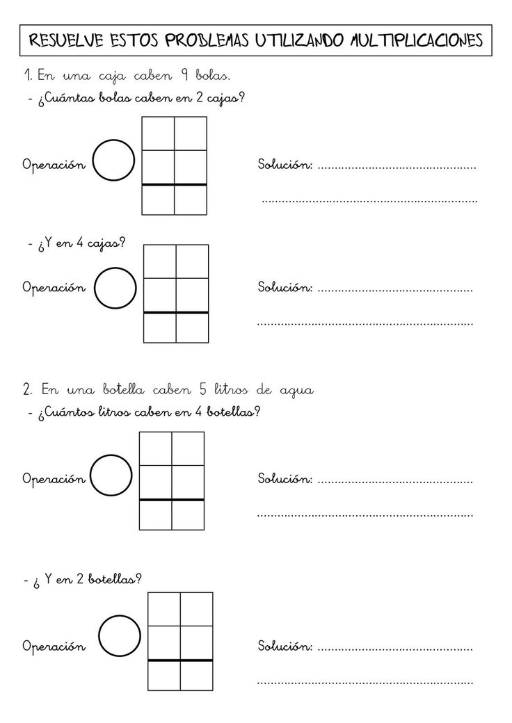 176 best 2 matemticas images on pinterest good ideas homeschool fichas de matematicas multiplicacion tablas de multiplicar ejercicios primaria fandeluxe Image collections