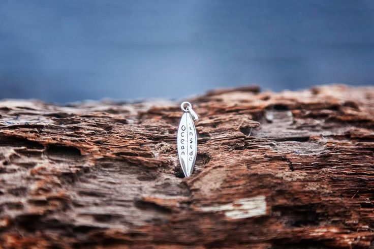 Sterling silver surfboard pendant for real surf lovers  Email to order: info@senhoritatours.com