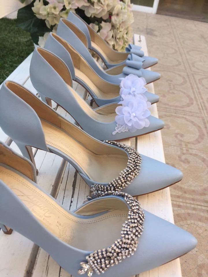estiletos azul cielo, elige tu favorito | calzado de novia | zapatos