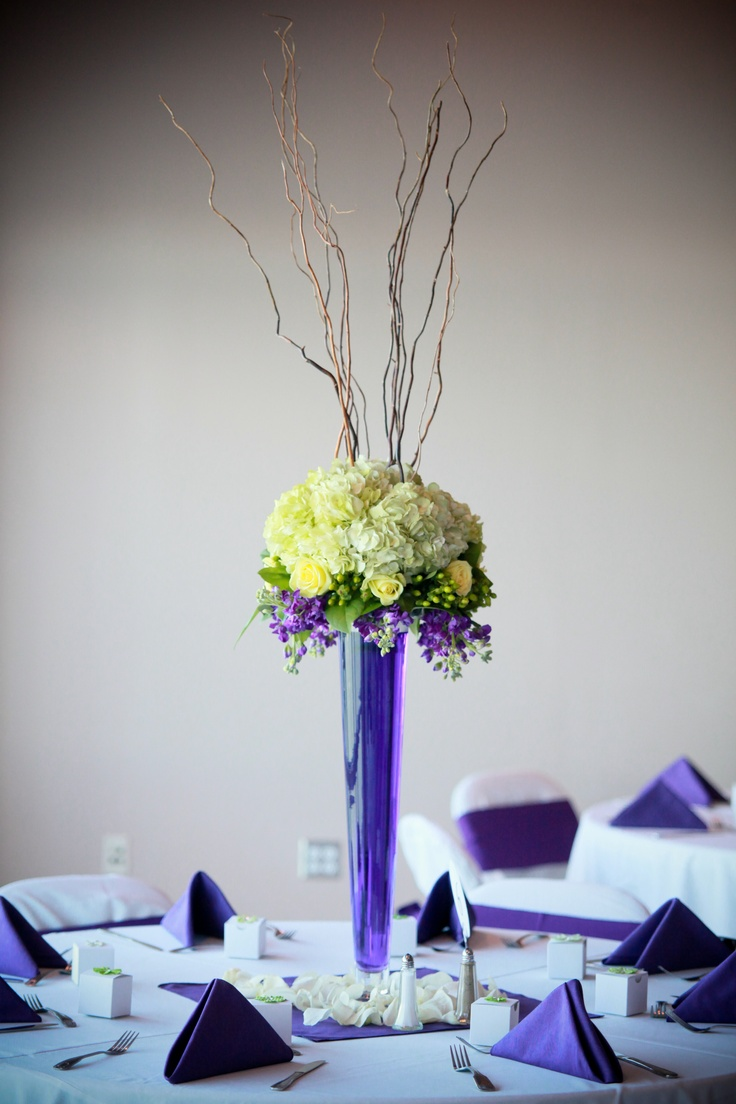 316 best -=Centerpieces_big=- images on Pinterest | Flower ...