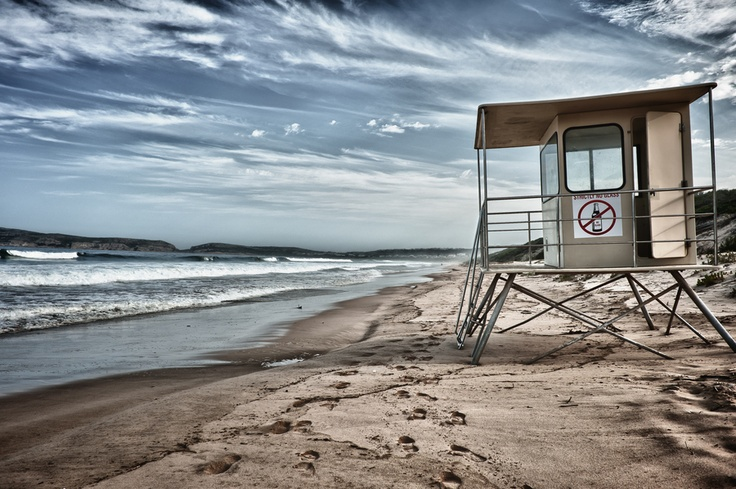 Robberg Beach, Plettenberg Bay, South Africa - absolutely stunning use of HDR (by Oliver Goeck)