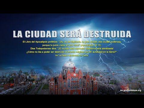 Advertencias de Dios en los úitimos días | La ciudad será destruida Película evangélica | Evangelio del Descenso del Reino