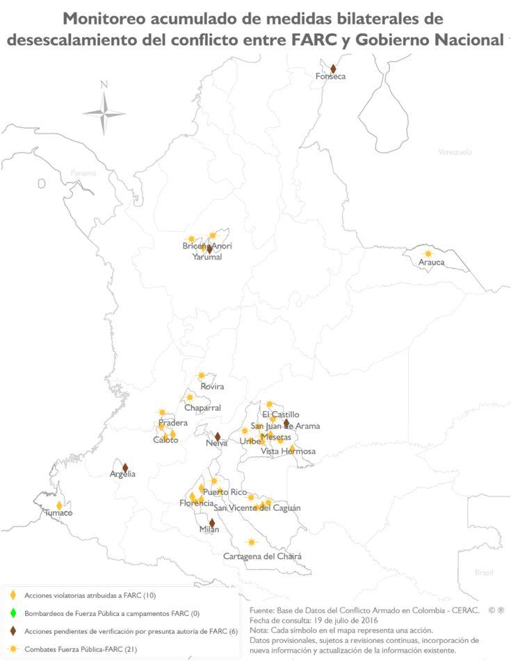 Mapa medidas bilaterales desescalamiento