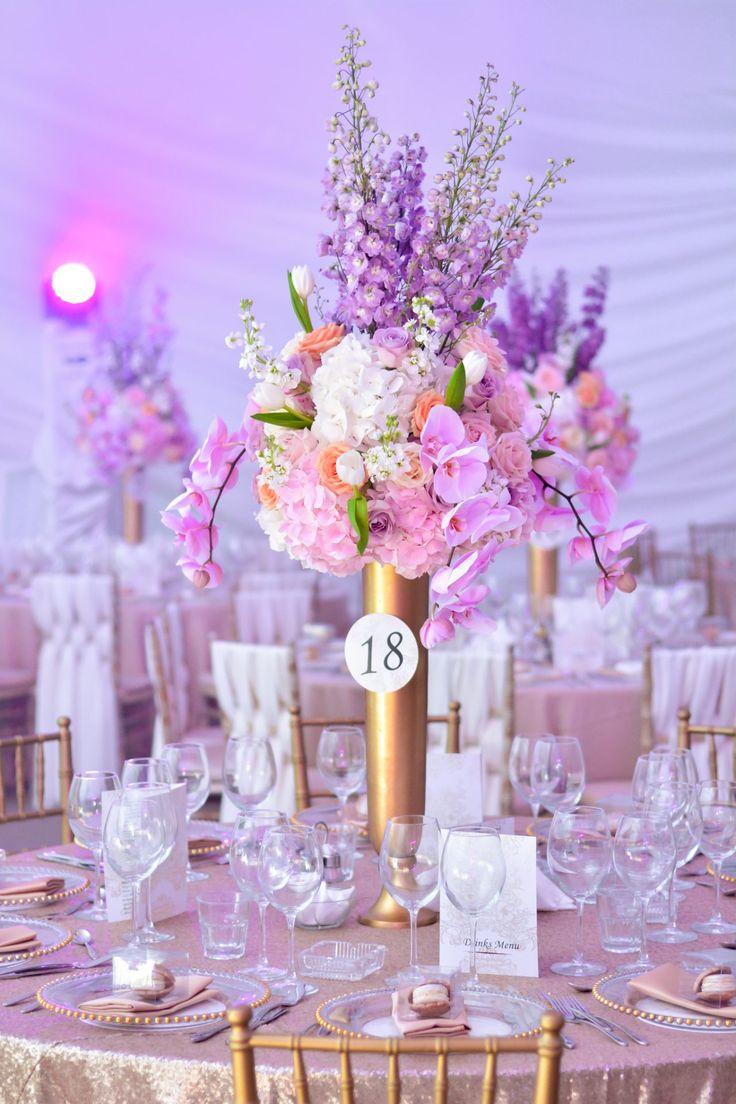 Aranjamente florale nunta wedding idea wedding decoration