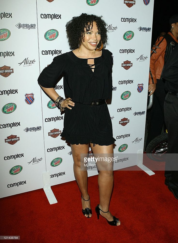 Tisha Campbell-Martin during Complex Magazine Celebrates 5th Anniversary at Area in West Hollywood, California, United States.