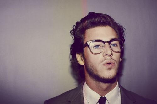 Gaspard Ulliel #glasses