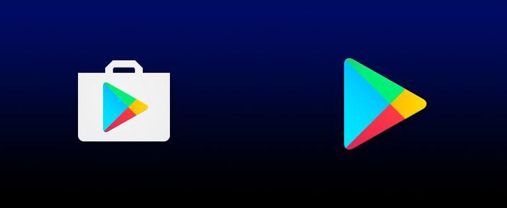 Play Store Bildirim Simgesi ve Uygulama Logosu Değişti