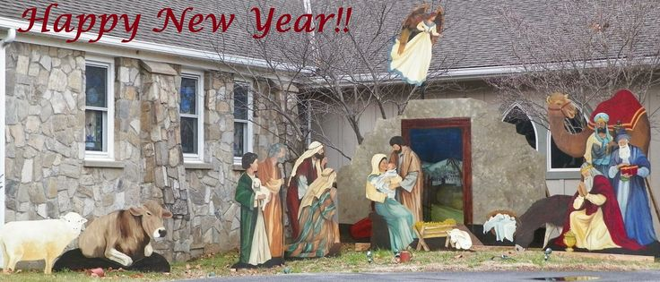 Homespun Devotions: Missing Christmas...and Wishing You A Happy New Year!! Also, a NEW Urgent Prayer Request