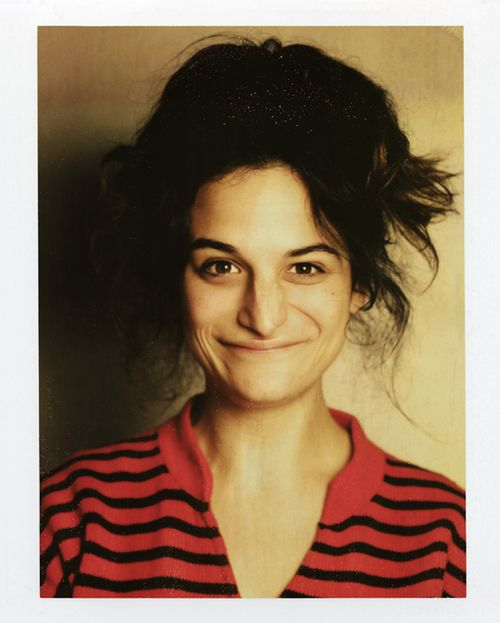 Jenny Slate. Possibly one of the most adorable humans on the planet