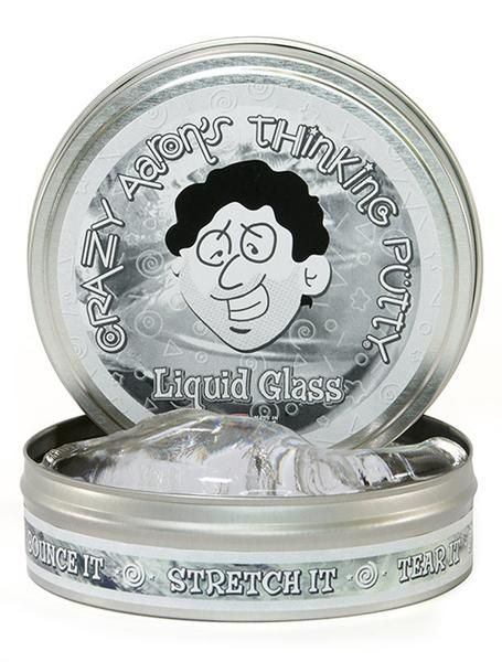 Crazy Aaron's Thinking Putty // Liquid Glass