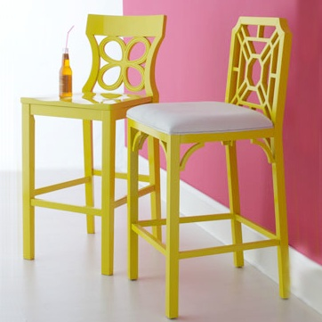 Nice Chairs To Have For Parties Lilly Pulitzer Barstools