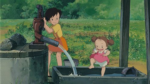 Discover & Share this Studio Ghibli GIF with everyone you know. GIPHY is how you search, share, discover, and create GIFs.