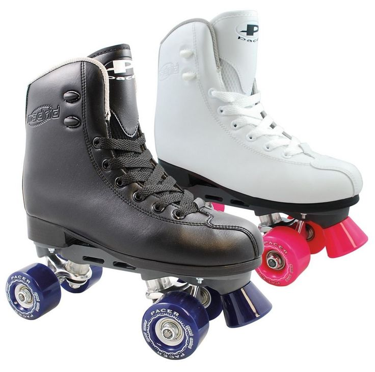 Madrid Adult Roller Skates Size 4-12 Great Rink Skates #Pacer