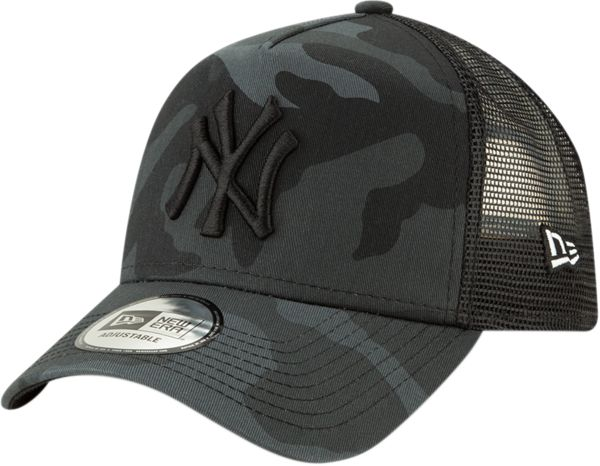 ca17845556ffd NY Yankees New Era Camo Essential Trucker Cap in 2019