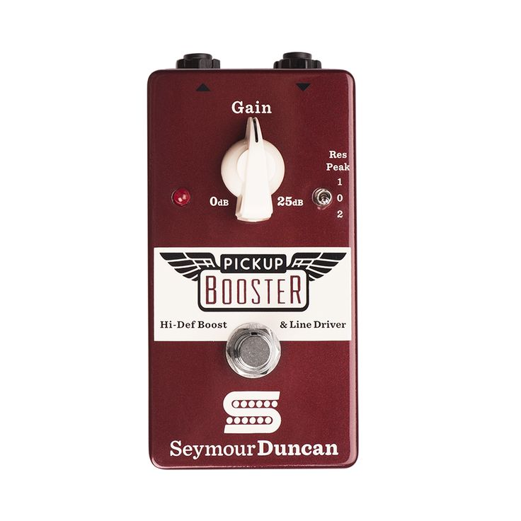 Seymour Duncan Pickup Booster Hi-Def Boost & Line Driver