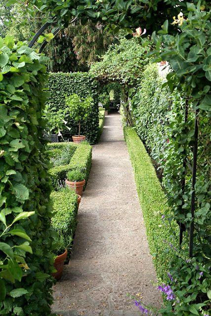 Lovely.  Hemlängtan: Trädgårdstoppen