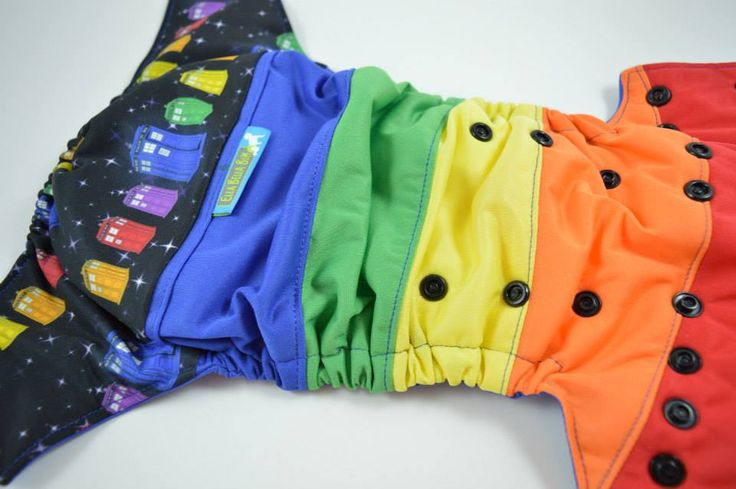 I would like this Doctor Who Rainbow TARDIS Scrappy EBB (Ella Bella Bum) Pocket Cloth Diaper. It's hard to find too.