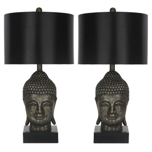 Buddha Table Lamp (Set of 2) #PLL