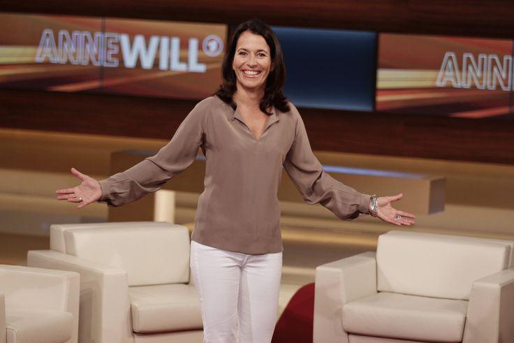 Anne Will Die deutsche Moderatorin steht seit 2007 öffentlich zu ihrer Freundin.